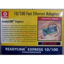 Сетевой адаптер Compex RE100TX/WOL PCI (Пермь)