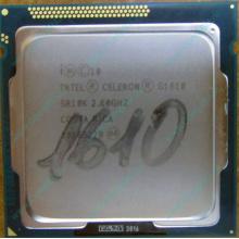 Процессор Intel Celeron G1610 (2x2.6GHz /L3 2048kb) SR10K s.1155 (Пермь)