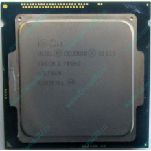 Процессор Intel Celeron G1820 (2x2.7GHz /L3 2048kb) SR1CN s.1150 (Пермь)
