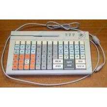 POS-клавиатура HENG YU S78A PS/2 белая (Пермь)