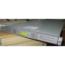 HP AH562A StorageWorks 1/8 Ultrium 920 G2 SAS Tape Autoloader LVLDC-0501 LTO-3 (Пермь)