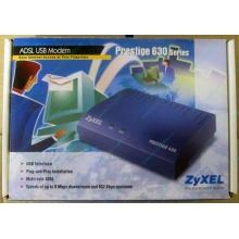 Внешний ADSL модем ZyXEL Prestige 630 EE (USB) - Пермь